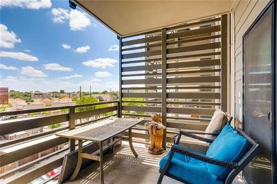 Austin Condo/Townhouse For Sale: 3600 S Lamar Blvd #404