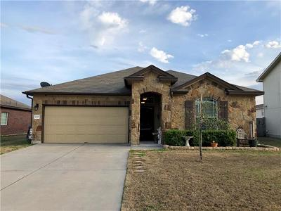 Taylor Single Family Home For Sale: 2007 Canvas Back Dr