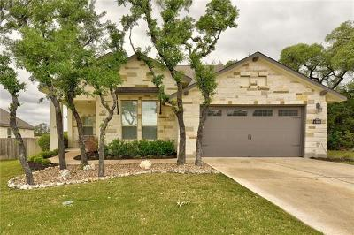 Georgetown Single Family Home For Sale: 1100 Lazy Oaks Dr