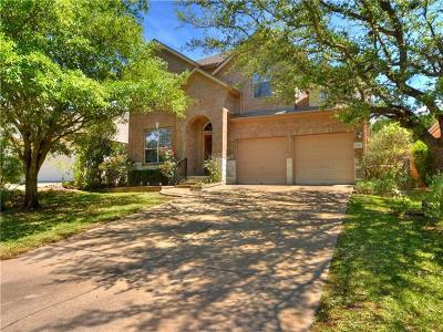 Austin Single Family Home For Sale: 12816 Appaloosa Chase Dr