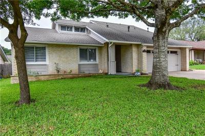 Single Family Home For Sale: 11513 Quarter Horse Trl