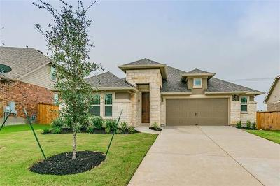 Round Rock Single Family Home For Sale: 2909 Diego Dr
