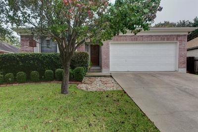 Austin Single Family Home For Sale: 9112 Heiden Ln