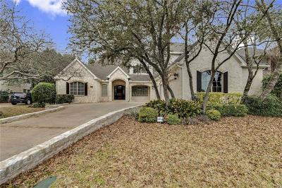 Austin Single Family Home For Sale: 2931 Chatelaine Dr