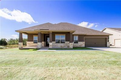 Blanco Single Family Home For Sale: 204 N Calvin Barrett