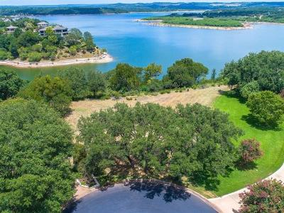 Spicewood Residential Lots & Land For Sale: 2512 Sailpoint Dr