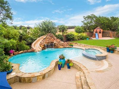 Austin Single Family Home Pending - Taking Backups: 139 Rocky Spot Dr