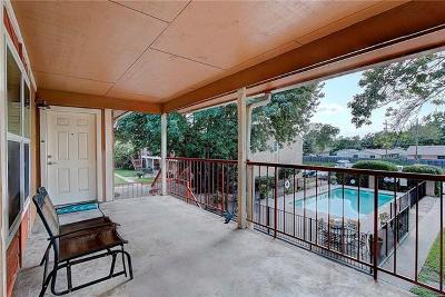Hays County, Travis County, Williamson County Condo/Townhouse For Sale: 2450 Ashdale Dr #D-216