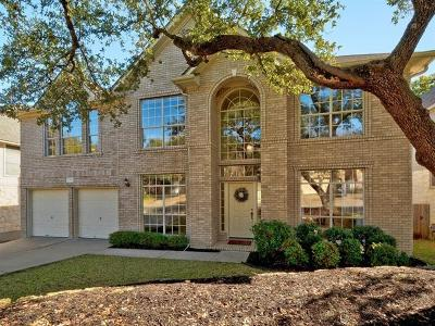 Travis County Single Family Home For Sale: 7113 Bending Oak Rd