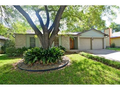 Travis County Single Family Home For Sale: 6401 Woodhue Dr