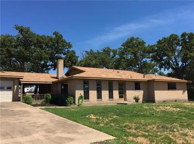Giddings Single Family Home Pending - Taking Backups: 395 Mayer Lane