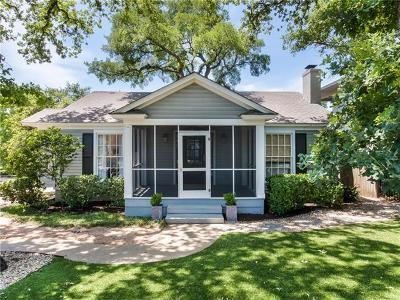 Travis County Single Family Home Active Contingent: 2700 Jefferson St
