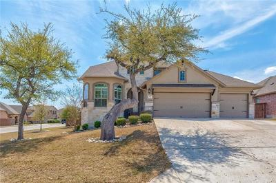 Austin Single Family Home For Sale: 663 Catalina Ln