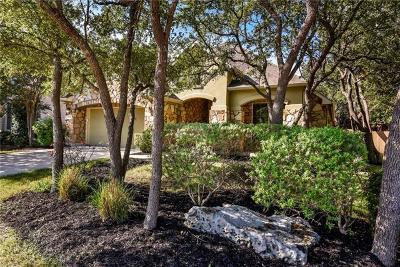 Cedar Park Single Family Home Pending - Taking Backups: 510 Scarlet Maple Dr