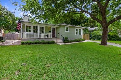 Single Family Home Pending - Taking Backups: 3203 Oakmont Blvd
