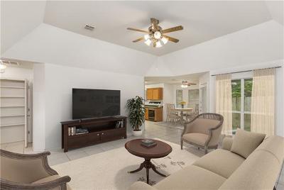 Cedar Park Single Family Home For Sale: 709 Blue Oak Cir