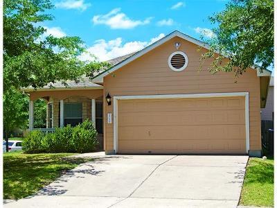 Austin Single Family Home Pending - Taking Backups: 3716 Bronco Bend Loop