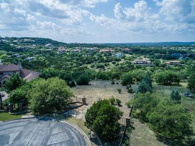 Austin TX Residential Lots & Land For Sale: $824,000