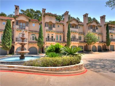 Travis County Condo/Townhouse For Sale: 1529 Barton Springs Rd #12