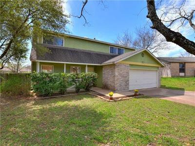 Austin Single Family Home For Sale: 1903 Dauphine Cv