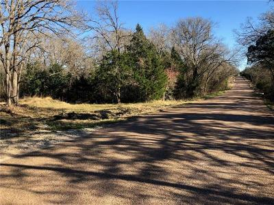 Bastrop County Residential Lots & Land For Sale: 223 Sayers Rd