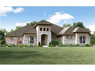 Leander Single Family Home For Sale: 412 Flintlock Dr