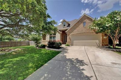 Cedar Park Single Family Home For Sale: 752 Nelson Ranch Rd