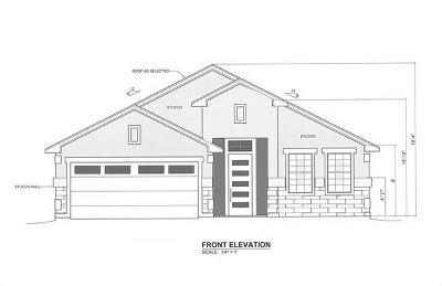 Lago Vista Single Family Home For Sale: 22016 Redbird Dr