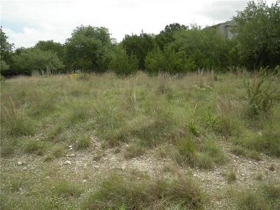 Spicewood Residential Lots & Land For Sale: 201 Sinclair Dr