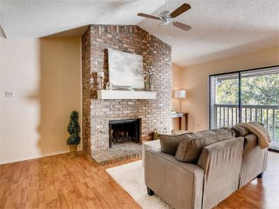 Travis County Condo/Townhouse Pending - Taking Backups: 3839 Dry Creek Dr #241