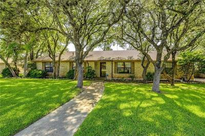 Round Rock Single Family Home For Sale: 2906 Live Oak St