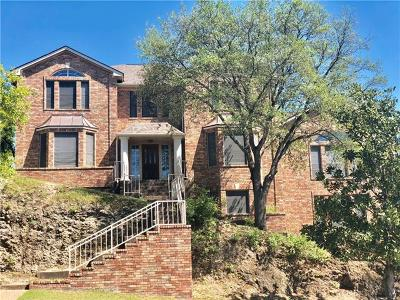 Austin Single Family Home For Sale: 6321 Pathfinder Dr
