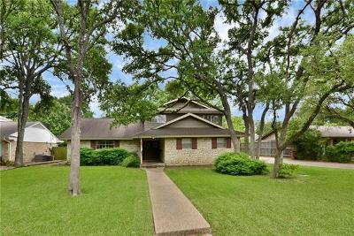 Austin Single Family Home Pending - Taking Backups: 4215 Far West Blvd