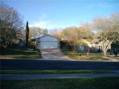 Travis County Single Family Home For Sale: 8302 Gallatin Dr