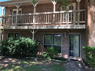 Condo/Townhouse For Sale: 9009 North Plz #141