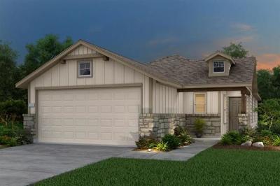 Liberty Hill Single Family Home For Sale: 101 La Dera Dr