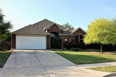 Kyle Single Family Home For Sale: 352 Sweet Gum