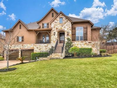 Austin Single Family Home Pending - Taking Backups: 1001 Santaluz Path