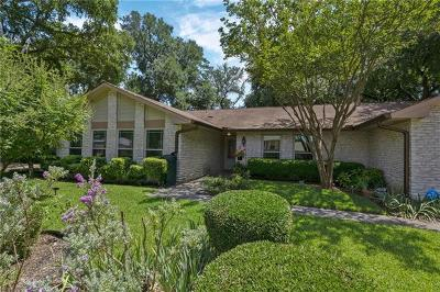 Austin Single Family Home Pending - Taking Backups: 10601 Hard Rock Rd