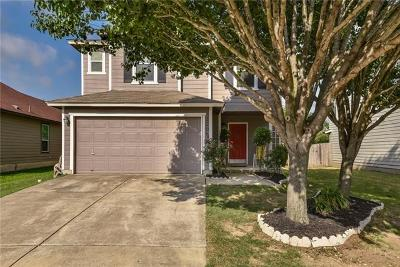 Georgetown Single Family Home For Sale: 2208 McCombs St
