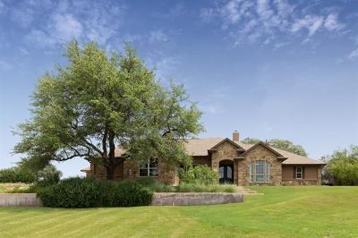 Leander Single Family Home For Sale: 1216 Sidewinder