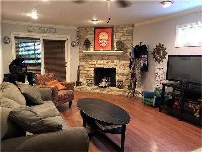 Austin Condo/Townhouse For Sale: 4907 Misty Slope Ln