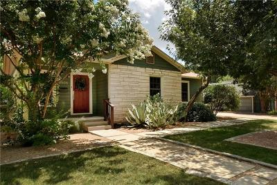 Travis County Single Family Home For Sale: 2906 Perry Ln