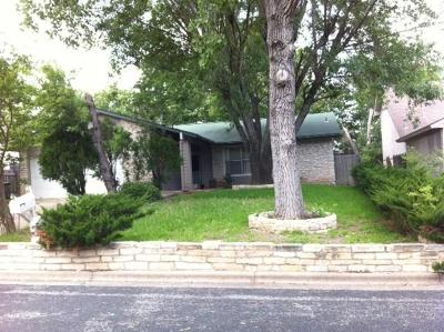 Austin TX Rental For Rent: $1,675