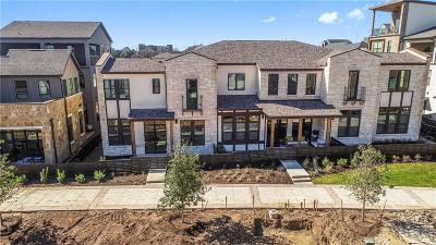 Travis County, Williamson County Condo/Townhouse For Sale: 4203 Wayfarer Way