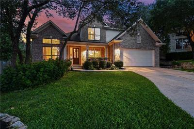 Austin Single Family Home Pending - Taking Backups: 3301 Mulberry Creek Dr