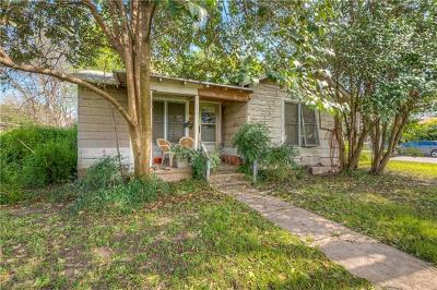 Travis County Single Family Home For Sale: 924 E 50th St