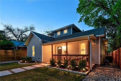 Austin Single Family Home Pending - Taking Backups: 1310 E 13th St