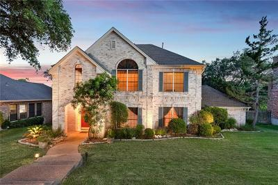 Travis County Single Family Home Pending - Taking Backups: 5911 Front Royal Dr
