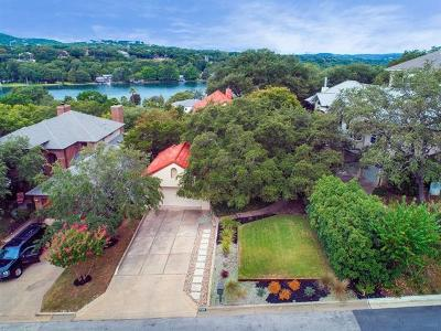 Austin Single Family Home For Sale: 5306 Tortuga Trl